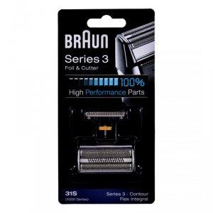 Folia z blokiem ostrzy Braun Combi Pack 31S