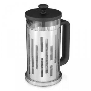 Zaparzacz do kawy i herbaty Aurora AU8003 0,6l srebrny