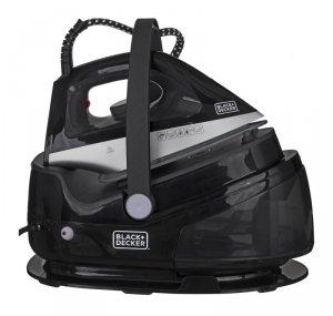 Żelazko parowe BLACK+DECKER BXSS2200E ES9180010B (2200W; kolor czarny)