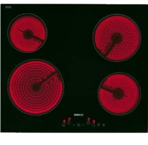 Płyta ceramiczna Beko HIC 64401 (4 pola grzejne; kolor czarny)