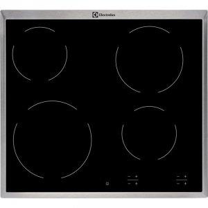 Płyta ceramiczna Electrolux EHF16240XK (4 pola grzejne; kolor czarny)