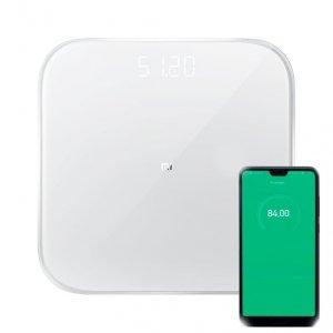 Waga łazienkowa Xiaomi XIAOMI MI SMART SCALE WHITE (kolor biały)