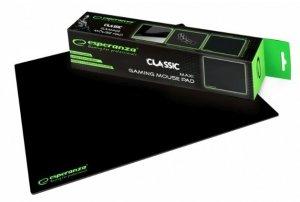 Podkładka gamingowa pod mysz Esperanza CLASSIC EGP103K (400mm x 300mm)