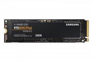 Dysk Samsung 970 EVO Plus MZ-V7S250BW (250 GB ; M.2; PCIe NVMe 3.0 x4)