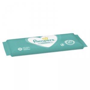 Zestaw chusteczek Pampers Sensitive 12szt