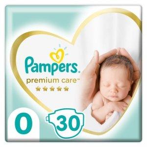 Pampers Zestaw pieluch 0 (<2 kg)
