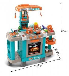 Zestaw zabawek kuchnia dla dzieci PROMIS KD2/Z PROMIS (Od 3 lat)