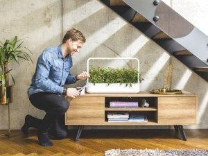 Click&Grow Inteligentna doniczka Smart Garden 9 Beige