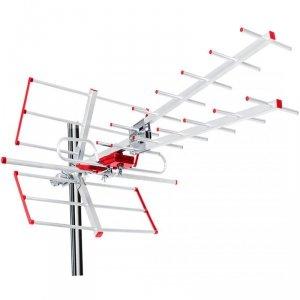 Antena kierunkowa zewnętrzna Maclean MCTV-855 (pasywna; 14 dB; Typ F)