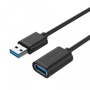 UNITEK PRZEDŁUŻACZ USB 3.0 AM-AF 1,5M, Y-C458GBK