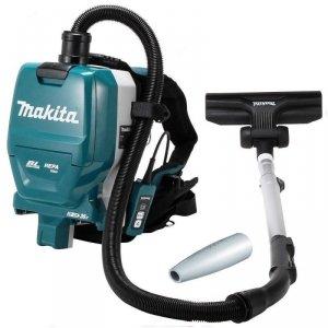 Odkurzacz plecakowy 18V bez akumulatorów i ładowarki MAKITA DVC261ZX11