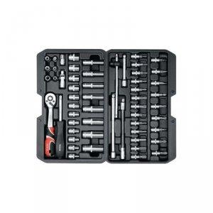 Zestaw kluczy YATO 56elem. 1/414501
