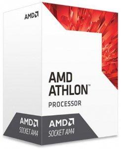 Procesor AMD Athlon 240GE YD240GC6FBBOX (3500 MHz (min); 3500 MHz (max); AM4; BOX)