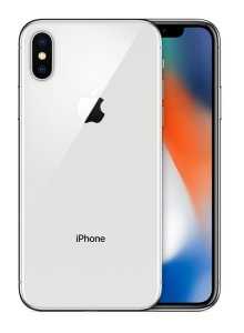 Apple iPhone X 64GB Siilver (REMADE) 2Y