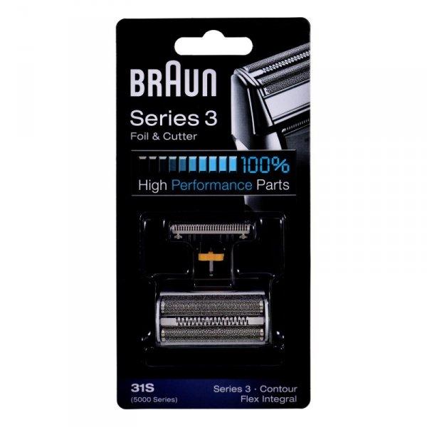 Braun 31S Głowica goląca