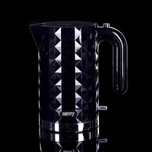 Czajnik elektryczny Adler Camry CR 1269b (2200W 1.7l; kolor czarny)