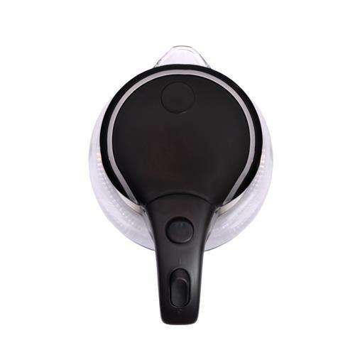 Camry CR 1239 czajnik elektryczny 1,7 l Czarny, Przezroczysty 2000 W