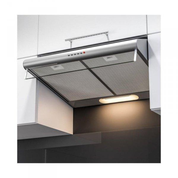 Okap podszafkowy AKPO WK-7 P 3060 INOX (159,8 m3/h; 600mm; kolor inox)