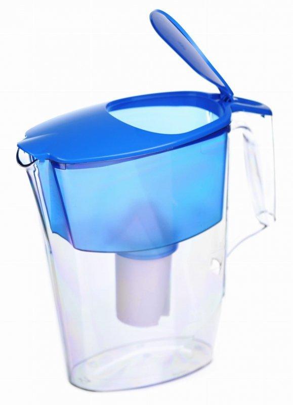 Dzbanek  Aquaphor Standard 2,5l niebieski+wkład B15