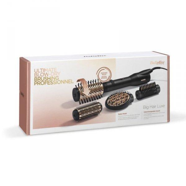 Suszarko-lokówka z jonizacją do włosów Babyliss AS970E (650W; kolor czarno-złoty)