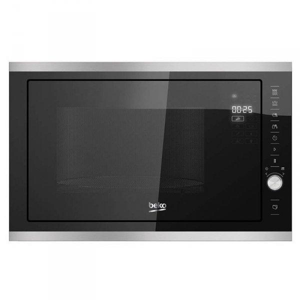 Kuchenka mikrofalowa Beko MGB25333X (900W; 25l; kolor czarny)