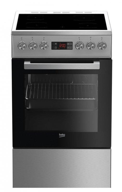 Kuchnia Beko FSM57300GX (Piekarnik elektryczny; 500mm)