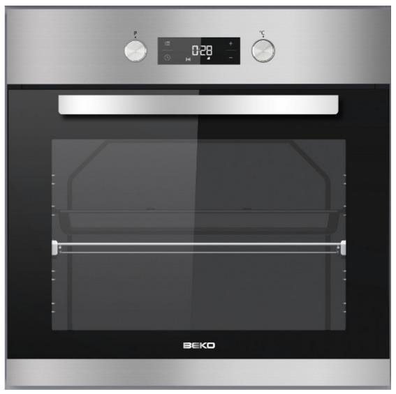 Piekarnik elektryczny Beko BIM22302X (Elektroniczne / przyciskowe; Inox)