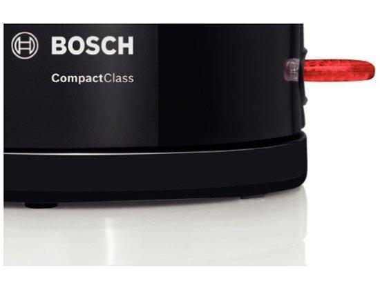Bosch TWK3A013 czajnik elektryczny 1,7 l Czarny 2400 W