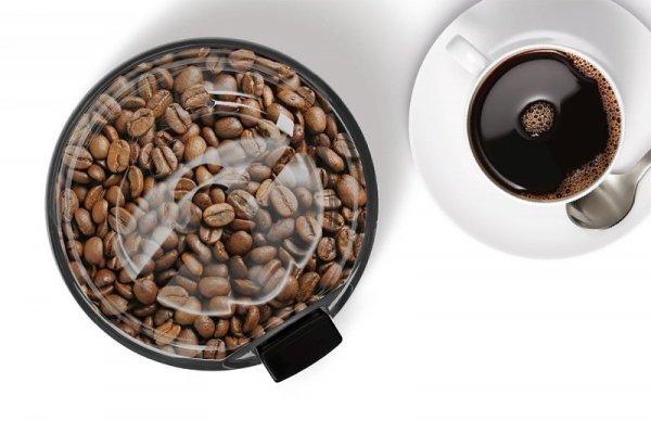 Bosch TSM6A013B młynek do kawy Młynek z ostrzami Czarny 180 W