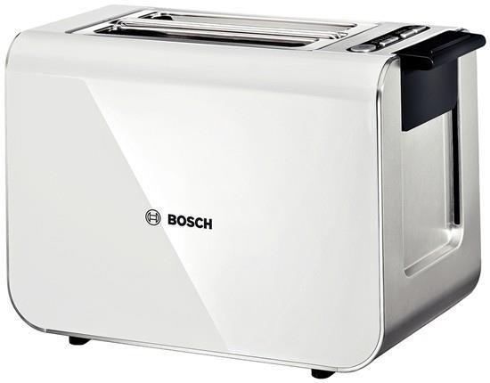 Toster BOSCH Styline TAT 8611 (860W; kolor srebrny)