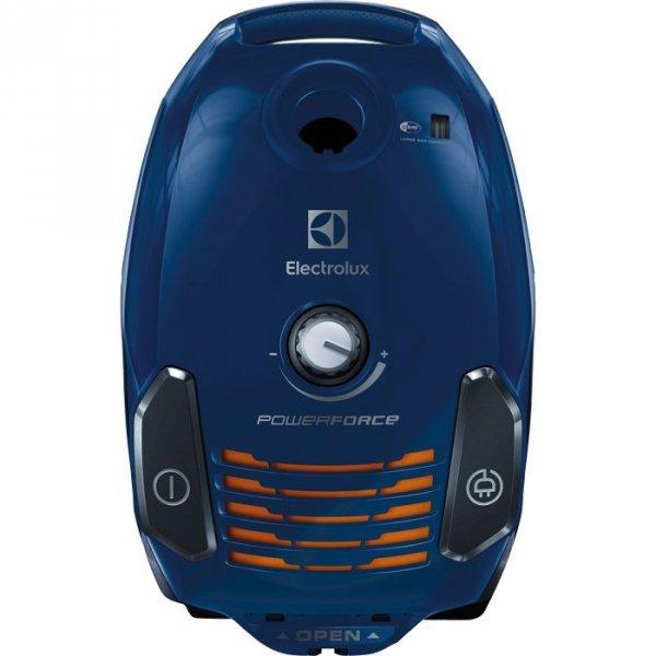 Odkurzacz workowy Electrolux EPF62IS (800W; kolor niebieski)