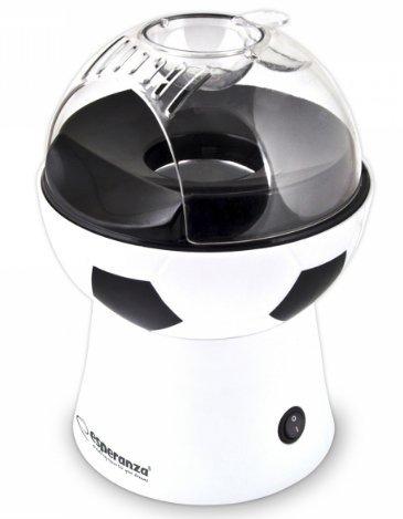 Esperanza EKP007 urządzenie do robienia popcornu 0,27 l Czarny, Biały 1200 W