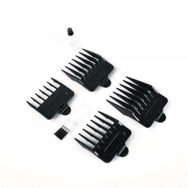 Maszynka do strzyżenia włosów Maestro MR-654C Czarna