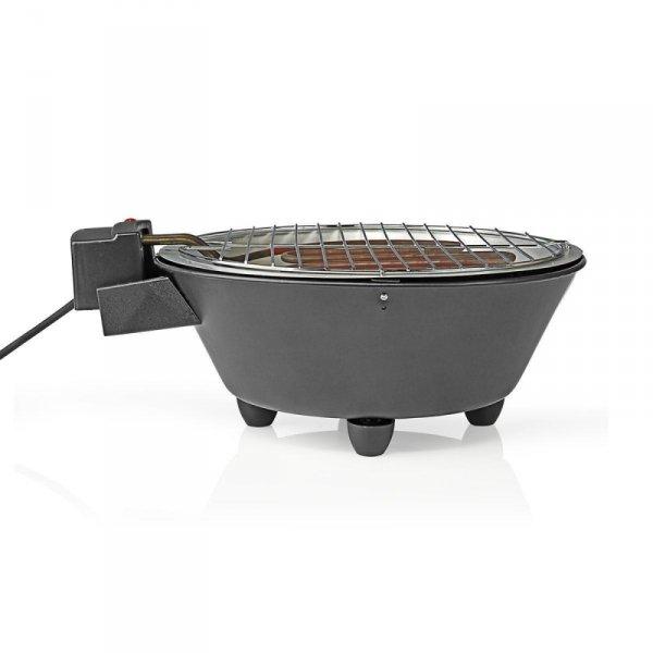 Nedis BBQE112BK grill Czarny