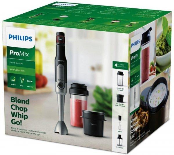 Blender ręczny Philips HR2655/90 (800W; kolor czarny)
