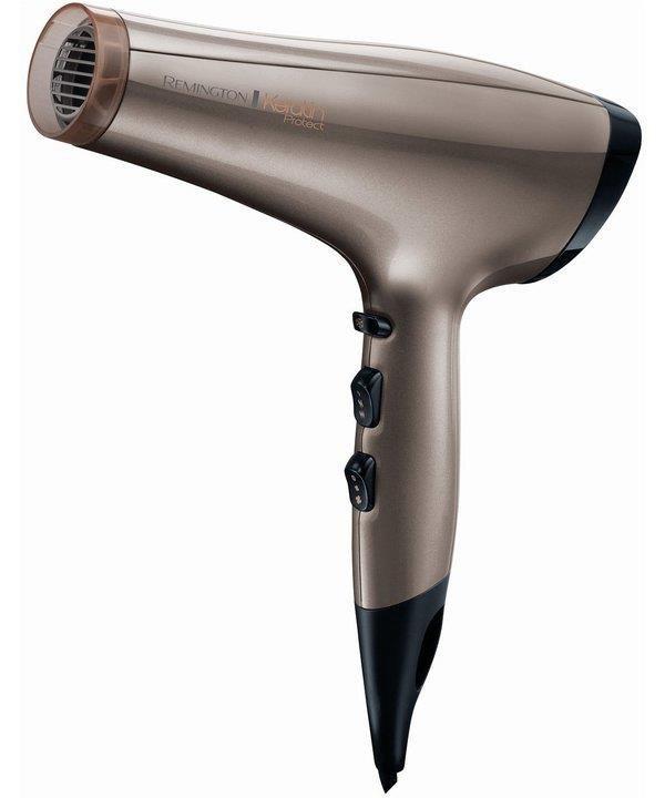 Suszarka do włosów REMINGTON Keratin Protect AC 8002 (2200W; kolor beżowy)