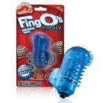Wibrator na palec - The Screaming O The FingO Tingly Blue