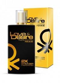 Feromony Love Desire GOLD women (100 ml)