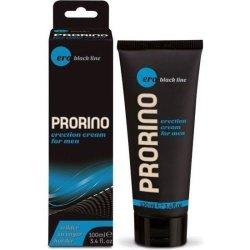 Żel/sprej-ERO PRORINO black line erection cream for men 100 ml