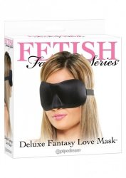 Maska-FF DELUXE FANTASY LOVE MASK