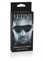 Maska-FFLE EDITION LEATHER L MASK