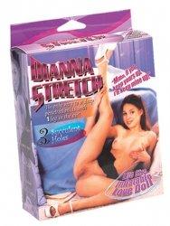 Lalka-DIANNA STRETCH 1 LEG IN THE AIR