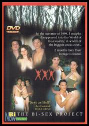 DVD-THE BI-SEX PROJECT
