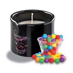 Świeca do masażu - Voulez-Vous... Massage Candle Bubblegum