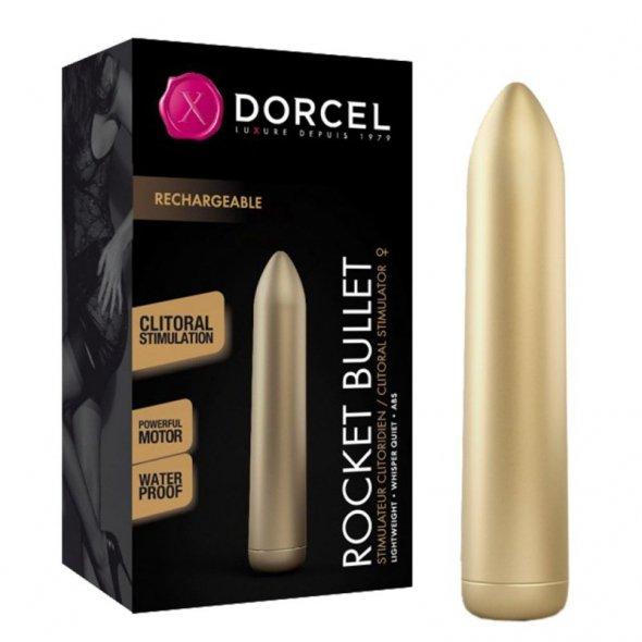 Rocket Bullet Gold