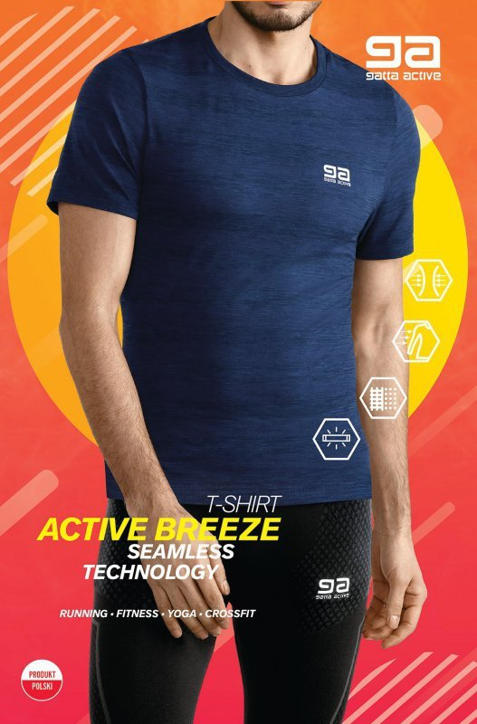 Koszulka Gatta 42045S T-shirt Active Breeze Men