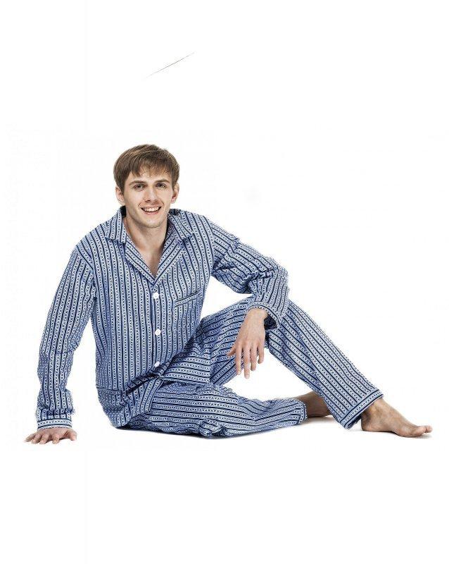 Piżama Kuba Flanela Nadwymiar 6XL-7XL