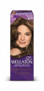 Wella Wellaton Krem intensywnie koloryzujący nr 6/73 Mleczna Czekolada  1op.