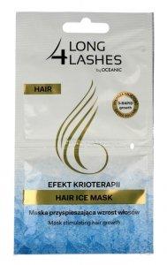 Long 4 Lashes Efekt Krioterapii Maska przyspieszająca wzrost włosów  6mlx2