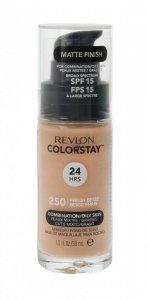 Revlon Colorstay 24H Podkład kryjąco-matujący nr 250 Fresh Beige - cera mieszana i tłusta 30ml